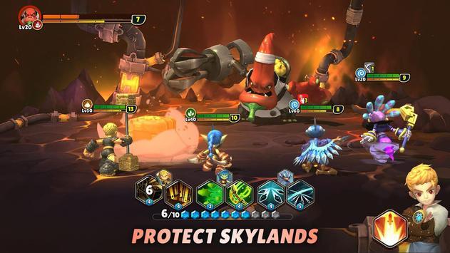Skylanders™ Ring of Heroes screenshot 19