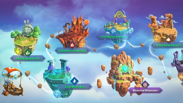 Skylanders™ Ring of Heroes screenshot 20
