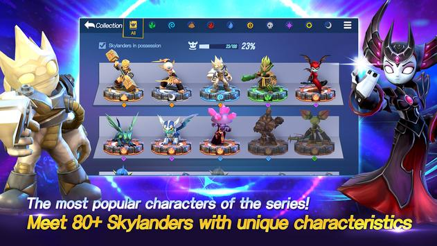 Skylanders™ Ring of Heroes screenshot 7