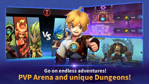 Skylanders™ Ring of Heroes स्क्रीनशॉट 4