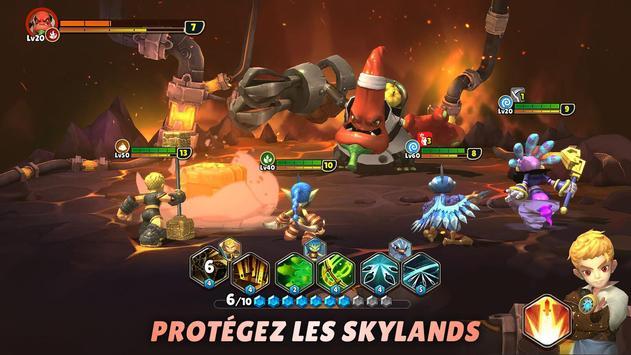 Skylanders™ Ring of Heroes capture d'écran 5