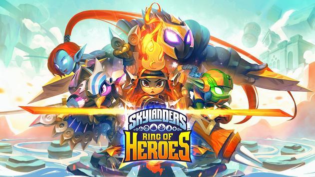 Skylanders™ Ring of Heroes Cartaz