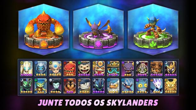 Skylanders™ Ring of Heroes imagem de tela 1