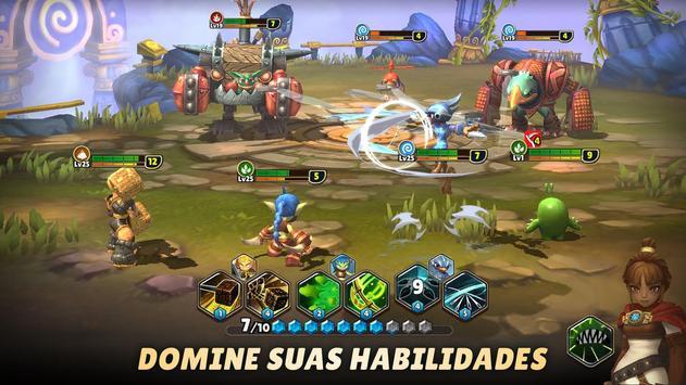 Skylanders™ Ring of Heroes imagem de tela 2