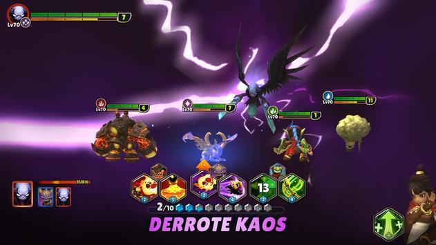 Skylanders™ Ring of Heroes imagem de tela 4