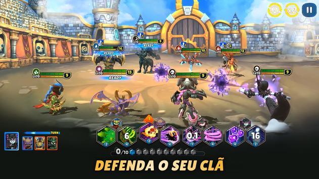 Skylanders™ Ring of Heroes imagem de tela 6