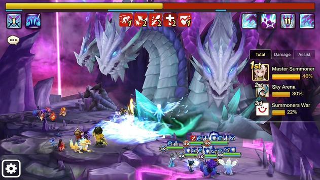 Summoners' War: Sky Arena screenshot 15