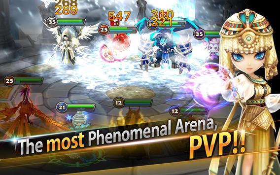 Summoners' War: Sky Arena captura de pantalla 21