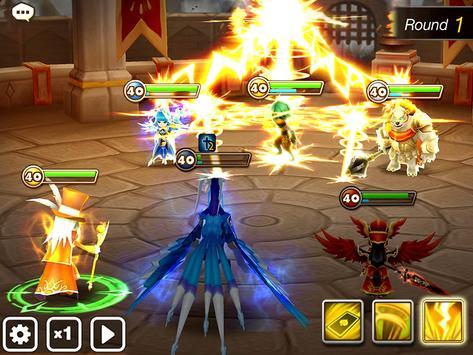 Summoners' War: Sky Arena captura de pantalla 7