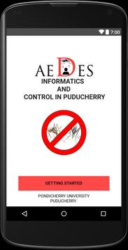 Aedes Informatics & Control in Puducherry poster