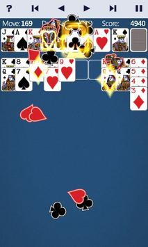 Forty Thieves Solitaire screenshot 1