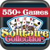 550+ Card Games Solitaire Pack 圖標