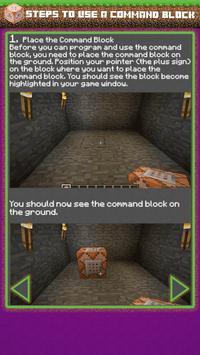 Command Block Guide screenshot 2