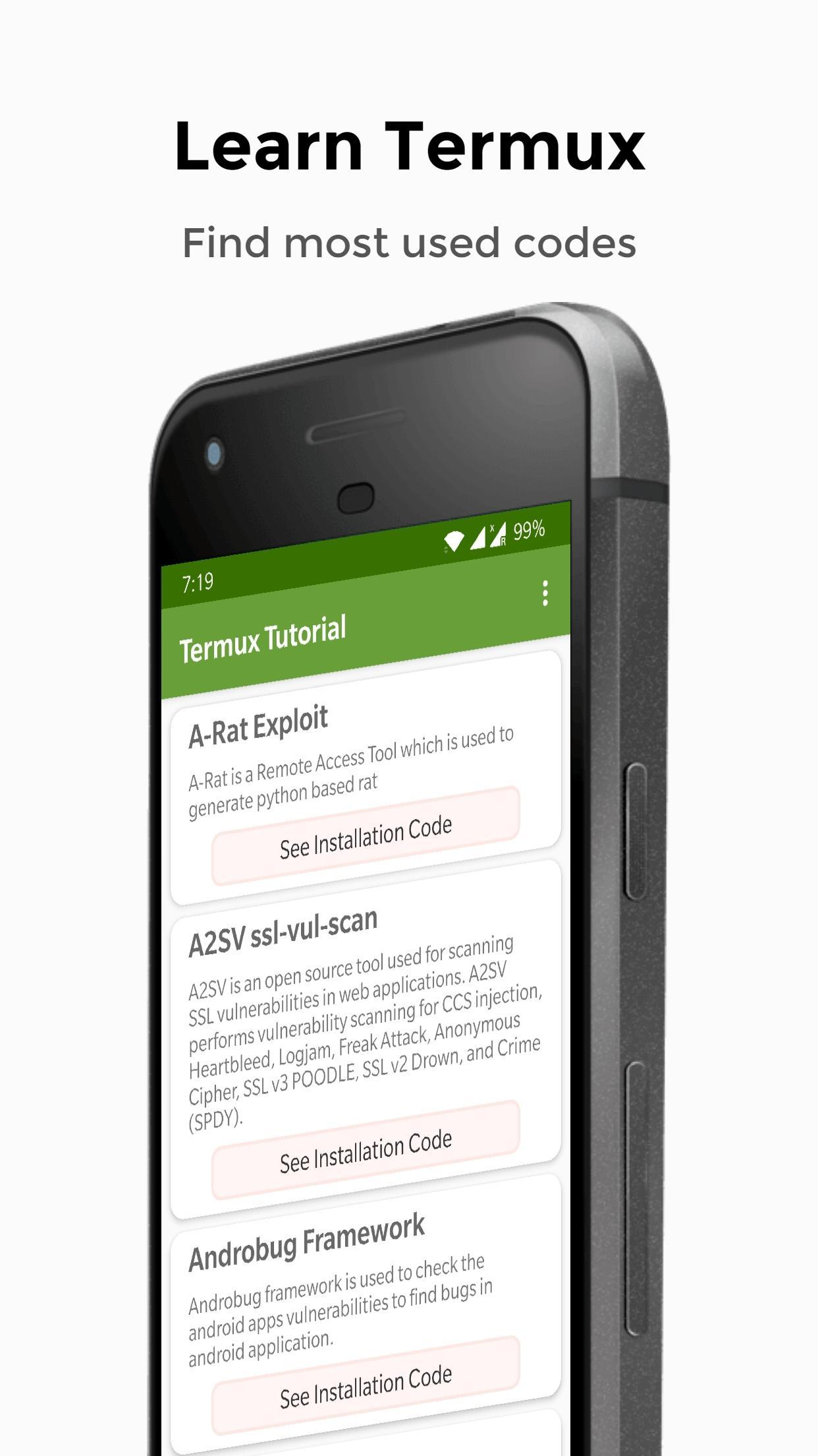 Termux Tutorials for Android - APK Download