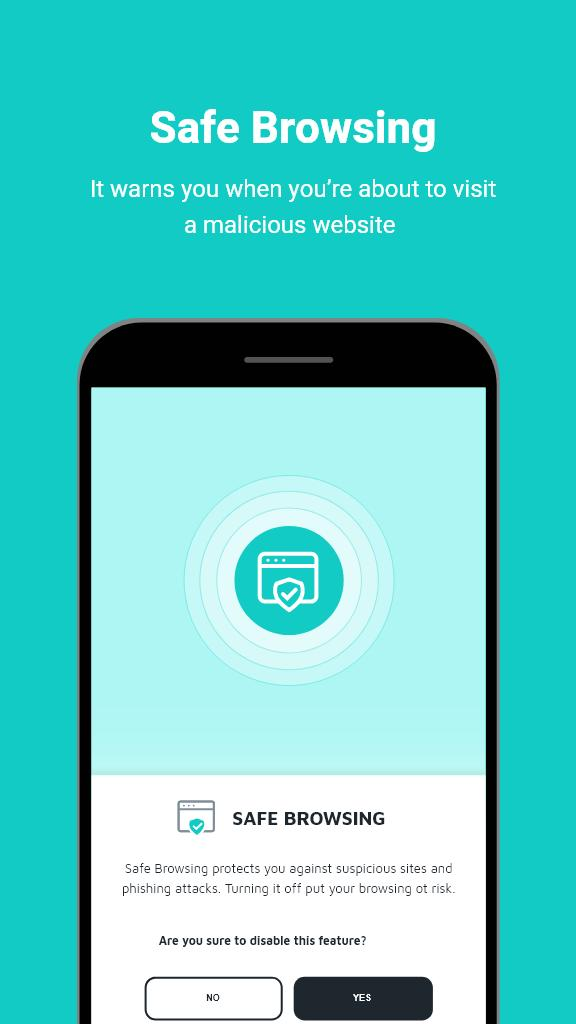 Android Antivirus 2019, Comodo VPN Mobile Security for