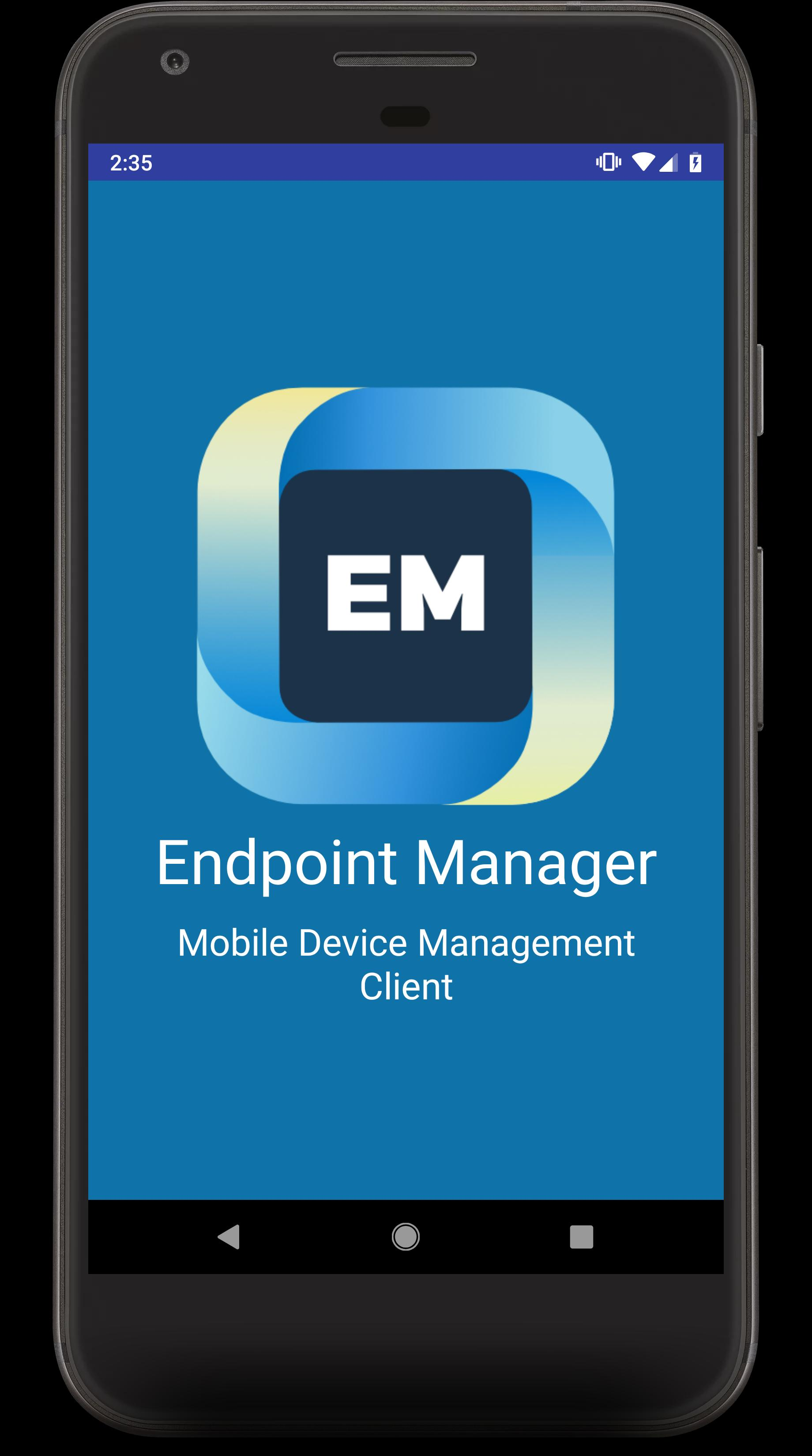 Endpoint Manager - MDM Client for Android - APK Download