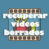 recuperar imagens e videos apagados del  movil icon