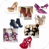 women's shoes models icon