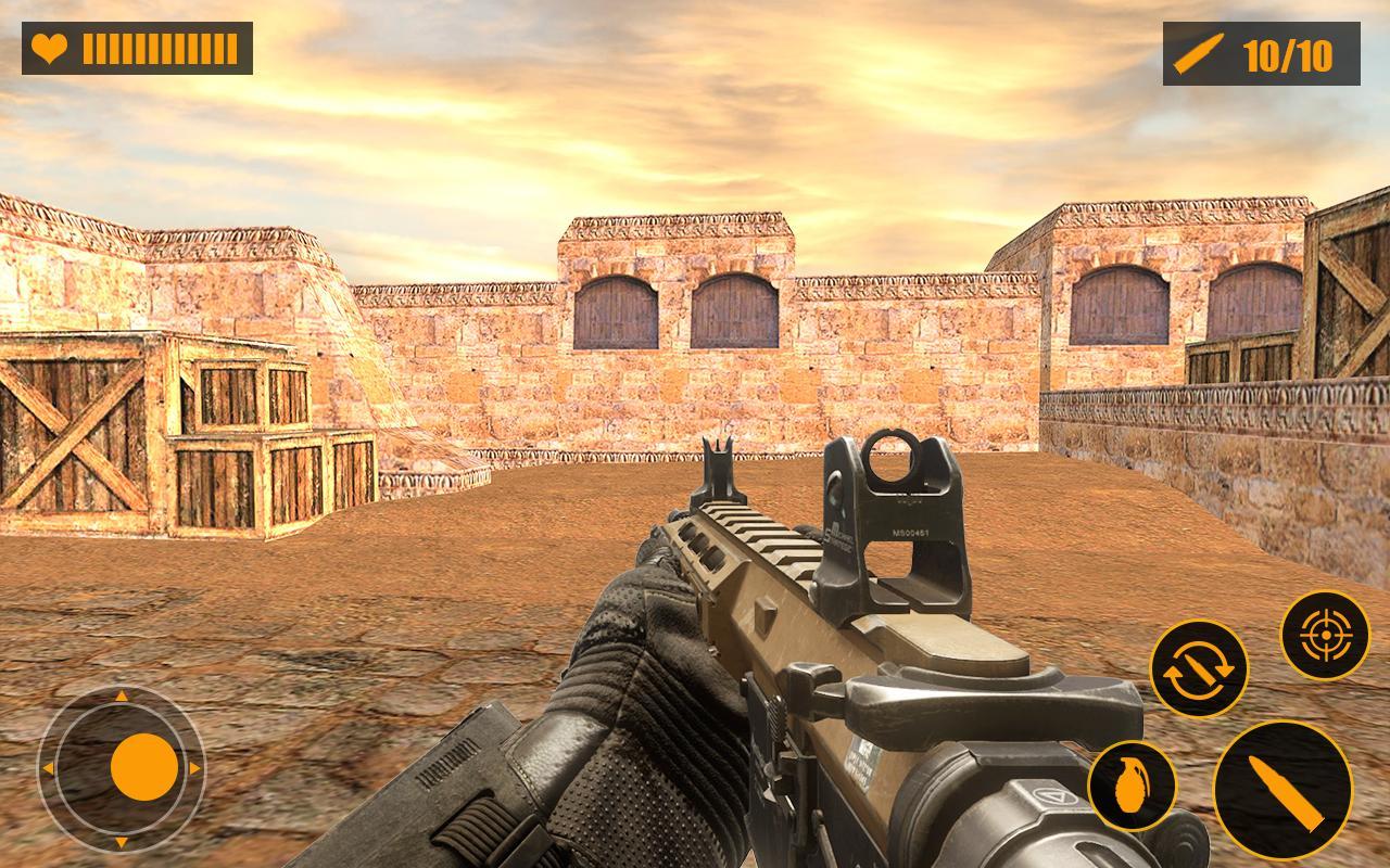Combat Gun Strike Shooting Pro Fps Online Games For Android Apk Download