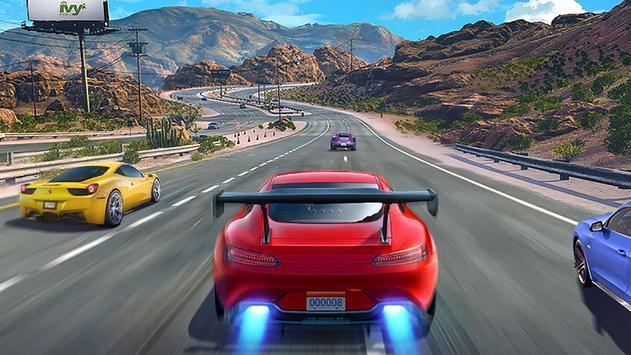 Corrida de Rua 3D imagem de tela 1