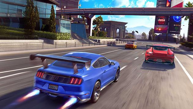 Corrida de Rua 3D imagem de tela 5