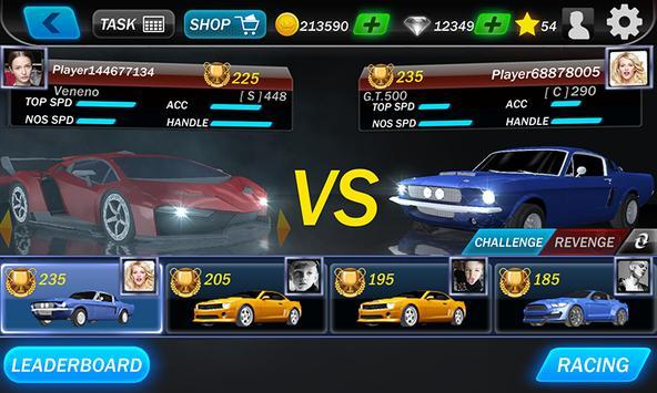 Street Racing 3D captura de pantalla 14