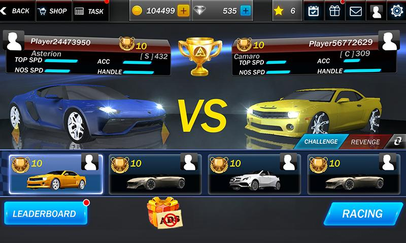 Street Racing 3D app for Android download 2019