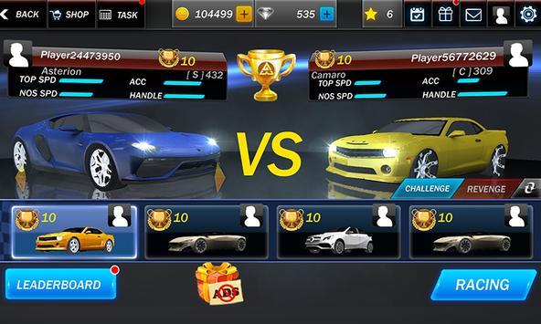 Street Racing 3D captura de pantalla 3