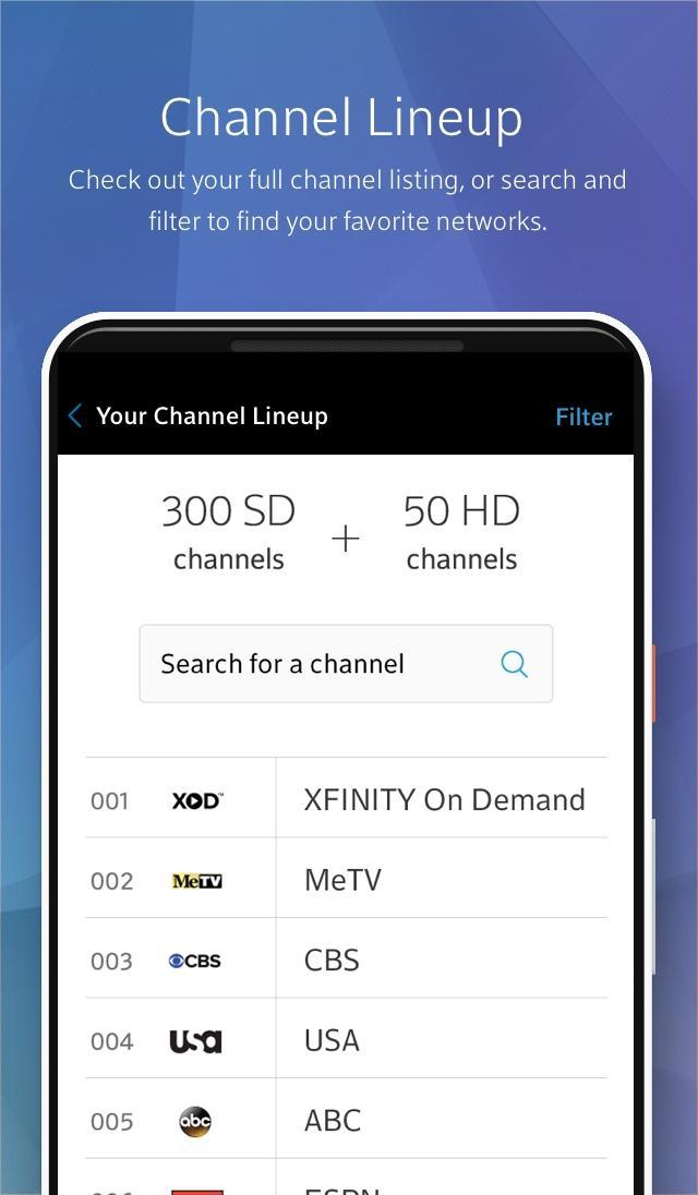 Xfinity My Account for Android - APK Download