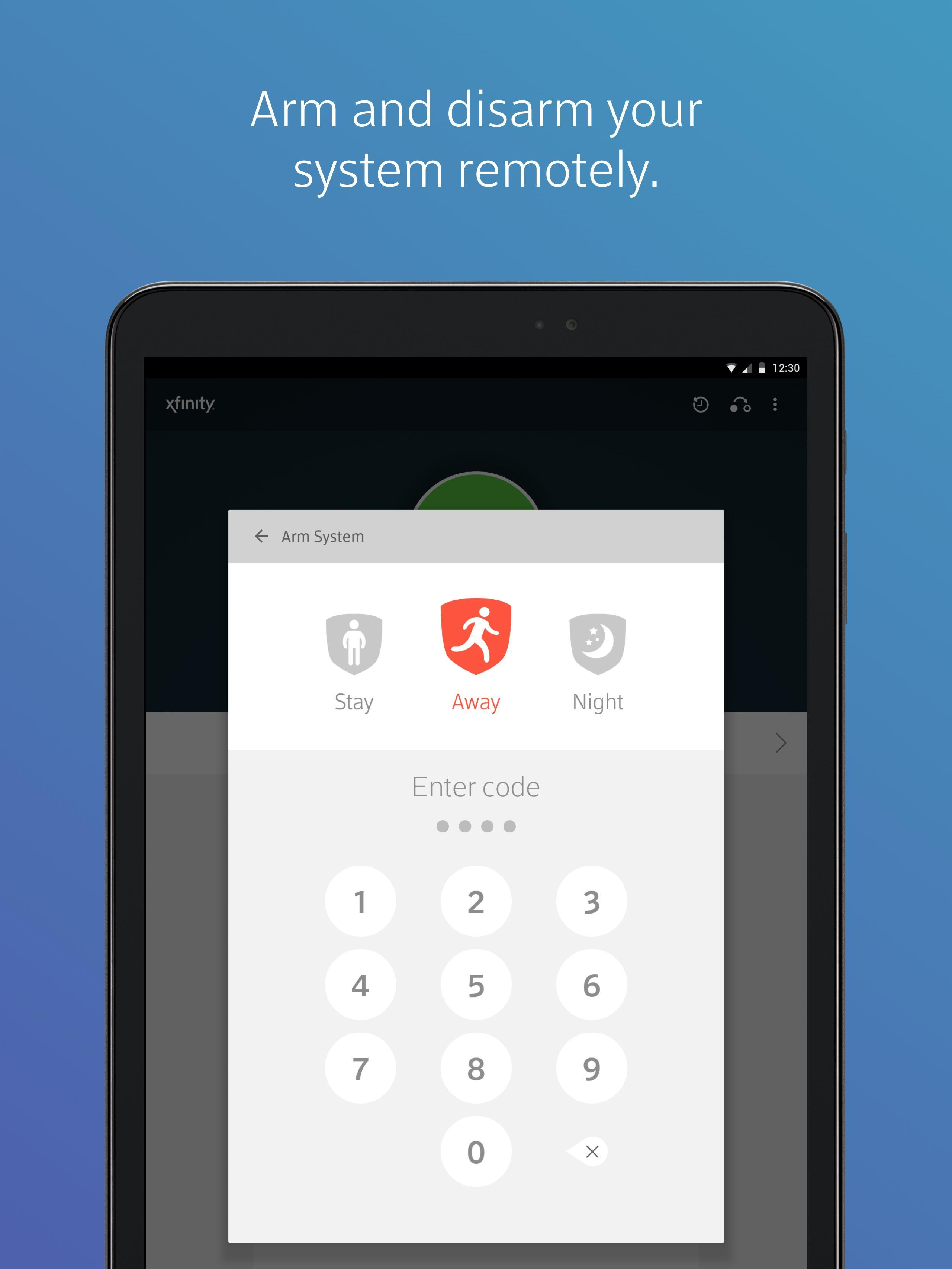 XFINITY Home for Android - APK Download