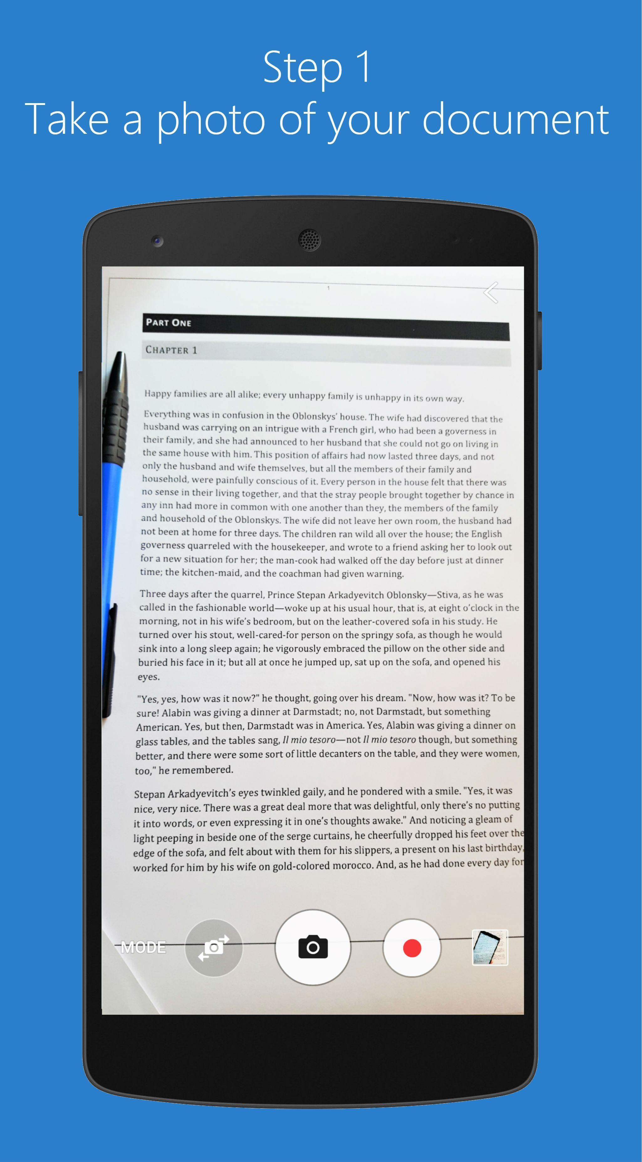 Image to Word for Android - APK Download