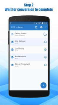 PDF to Word ảnh chụp màn hình 2