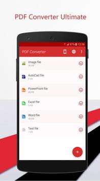 PDF Converter poster