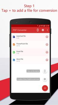 PDF Converter screenshot 2
