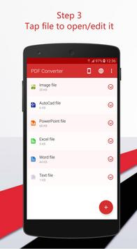 PDF Converter screenshot 4