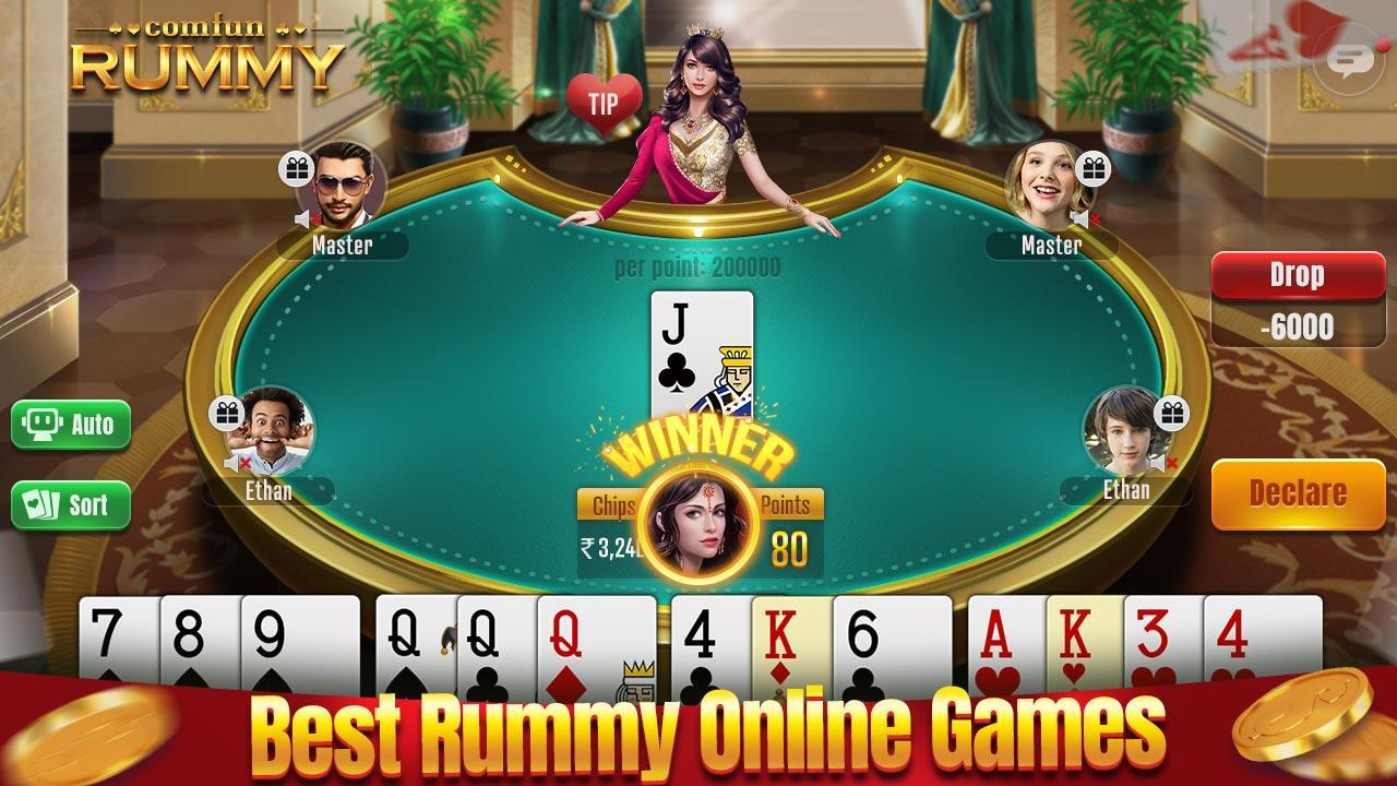 13 cards rummy game free download