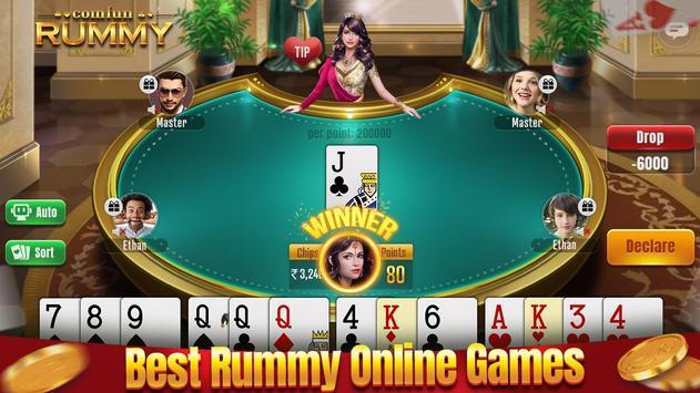 Indian Rummy Comfun-13 Card Rummy Game Online screenshot 7