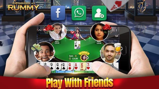 Indian Rummy Comfun-13 Card Rummy Game Online screenshot 3