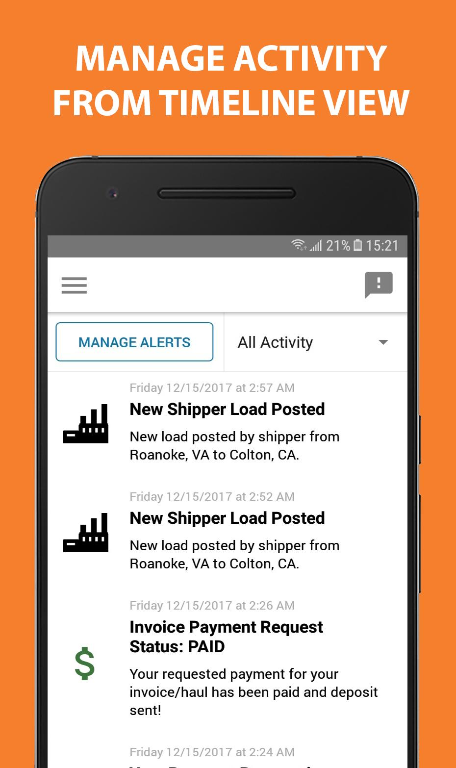 Find Truck Loads - Free Load Boards For Freight for Android - APK
