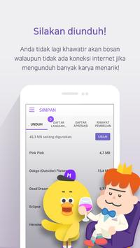 COMICA–Webtoon, Komik Gratis! screenshot 2