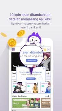 COMICA–Webtoon, Komik Gratis! screenshot 3