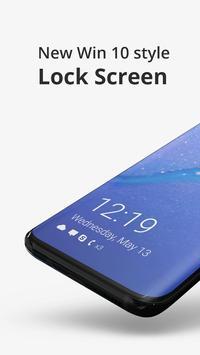 Computer Style  Lock Screen 스크린샷 12