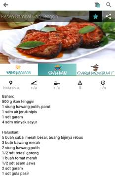 Aneka Resep Masakan Khas Indonesia screenshot 4