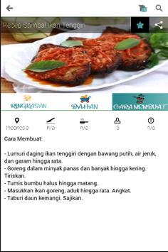 Aneka Resep Masakan Khas Indonesia screenshot 5