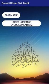 Zikirmatik Esmaül Hüsna screenshot 3