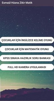 Zikirmatik Esmaül Hüsna screenshot 4