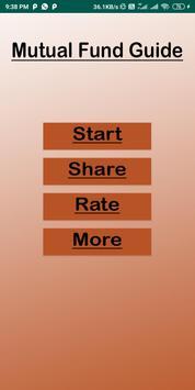 Mutual Fund Guide screenshot 1