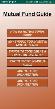 Mutual Fund Guide screenshot 2