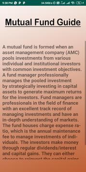 Mutual Fund Guide screenshot 3