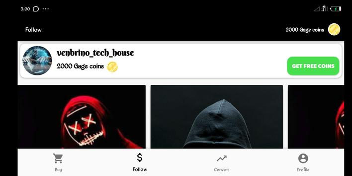SocialGage screenshot 3
